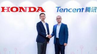Honda 中国与腾讯签署战略合作备忘录
